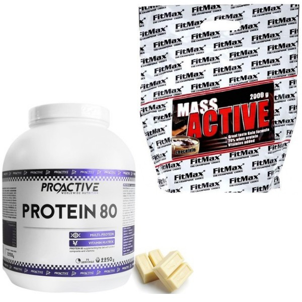 PROTEIN POWDERS & MASS GAINERS